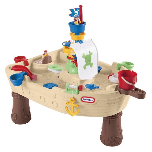 Little Tikes Anchors Away Pirate Ship Water Table - image 1 of 3