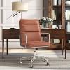 Franklin Modern Desk Chair - Finch - image 2 of 4