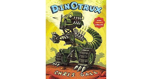 Dinotrux (Reprint) (Mixed media product) by Chris Gall - image 1 of 1