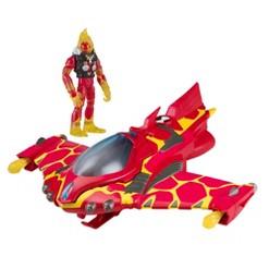 Ben 10 Heatblast Rocket Flyer