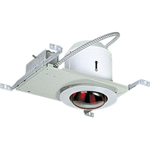 "Progress Lighting P6952-16TG 6"" Recessed Bath Heater Light - Complete Trim and Housing Package - image 1 of 1"