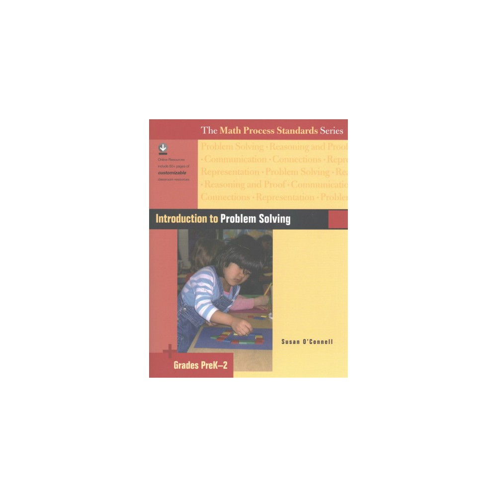 Introduction to Problem Solving, Grades Prek-2 (Paperback) (Susan O'Connell)