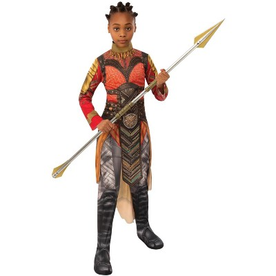 Marvel Endgame Classic Dora Milaje Okoye Child Costume