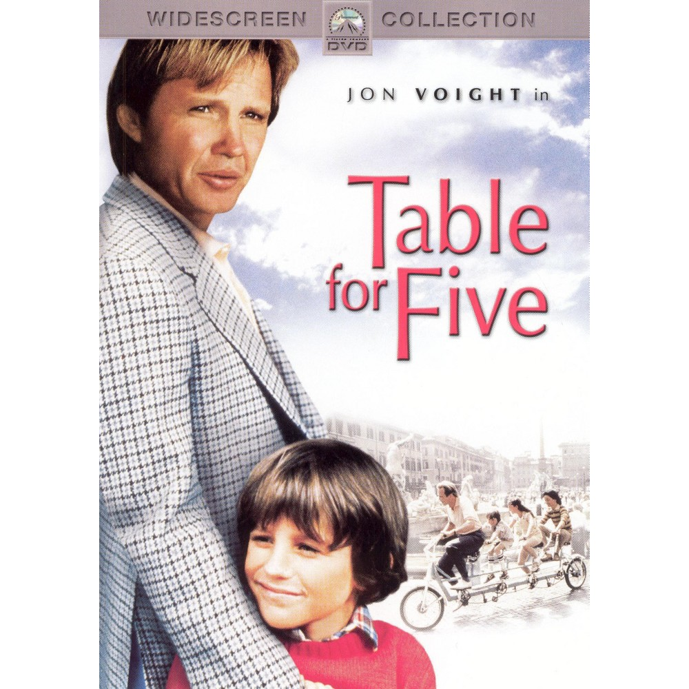 Table For Five (Dvd), Movies