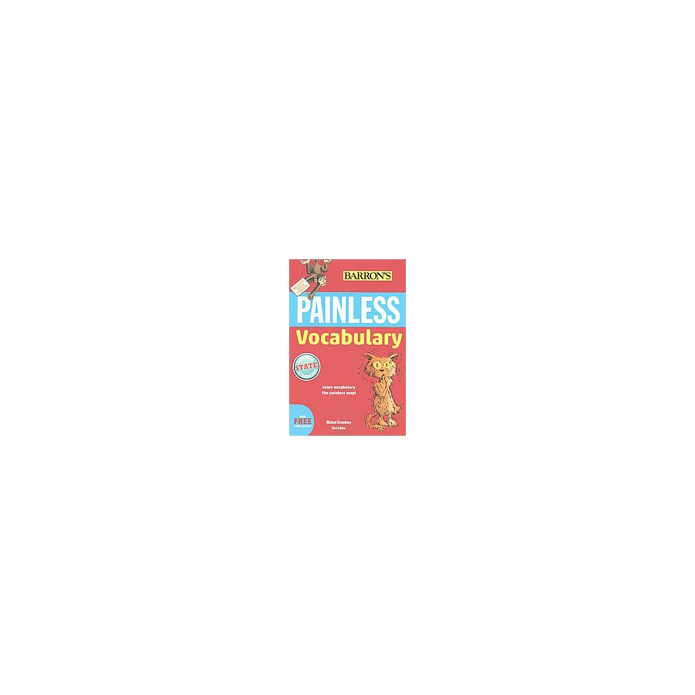 Barron's Painless Vocabulary (Paperback) (Michael Greenberg)