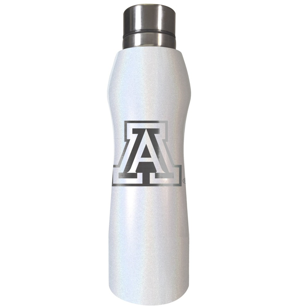 NCAA Arizona Wildcats Opal Curved Stainless Tumbler