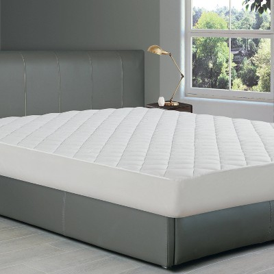 Cooling Rayon from Bamboo Fitted Mattress Pad - All In One