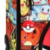 "Pokemon 18"" Rolling Kids' Carry On Suitcase With Pokeball Keychain - image 4 of 4"