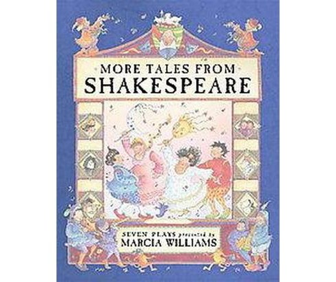 More Tales From Shakespeare (Paperback) - image 1 of 1