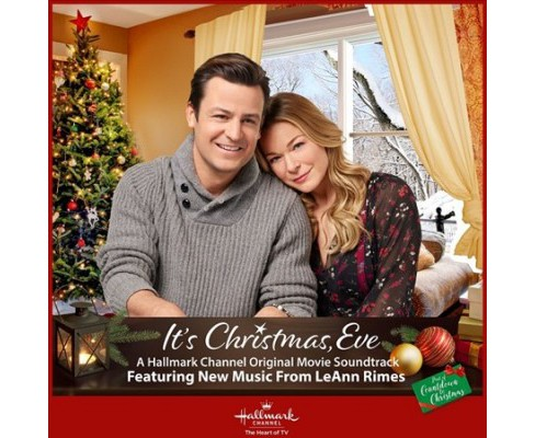 Leann Rimes - It's Christmas Eve (CD) - image 1 of 1
