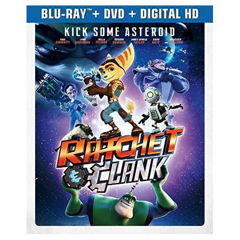 Ratchet & Clank (Blu-ray/DVD) - image 1 of 1