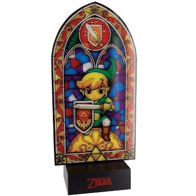 Paladone Products Ltd. The Legend Of Zelda Link's Night Light 11.5 Inch Desk Lamp