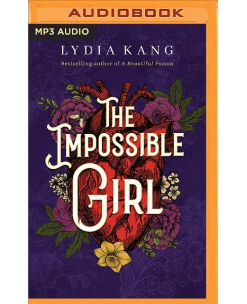 Impossible Girl -  by Lydia Kang (MP3-CD) - image 1 of 1