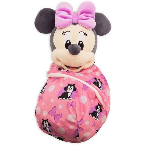 Prime Disney Babies Minnie Mouse Exclusive 10 Inch Plush Customarchery Wood Chair Design Ideas Customarcherynet