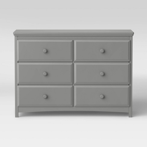 Delta Children Emerson 6 Drawer Dresser