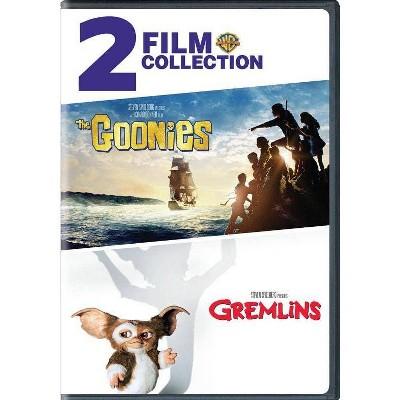 2 Film Collection: Goonies / Gremlins (DVD)(2020)