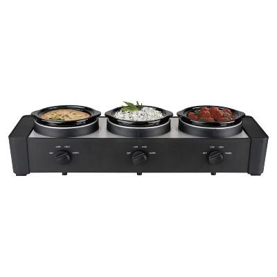 Crock-Pot® Trio - Black
