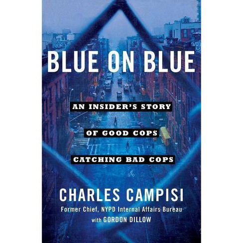 Blue on Blue - by  Charles Campisi (Paperback) - image 1 of 1