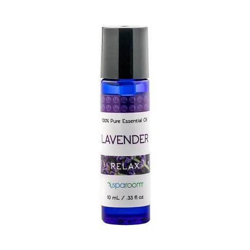 Essential Oil - Lavender - 10 ml - SpaRoom - image 1 of 3