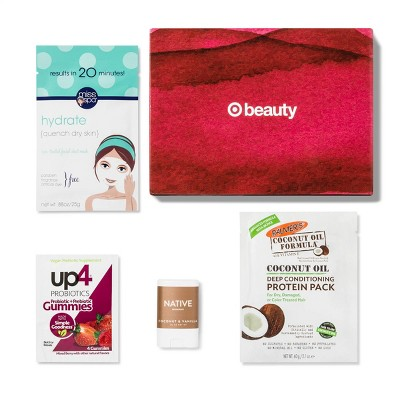 view Target Beauty Box - April - Bloom Into Beauty on target.com. Opens in a new tab.