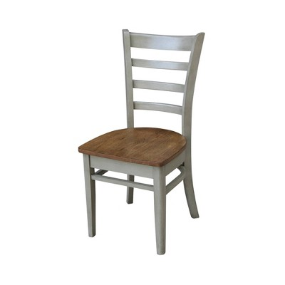 Set of 2 Emily Side Dining Chairs - International Concepts