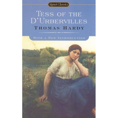 Tess of the d'Urbervilles - (Signet Classics) by  Thomas Hardy (Paperback) - image 1 of 1