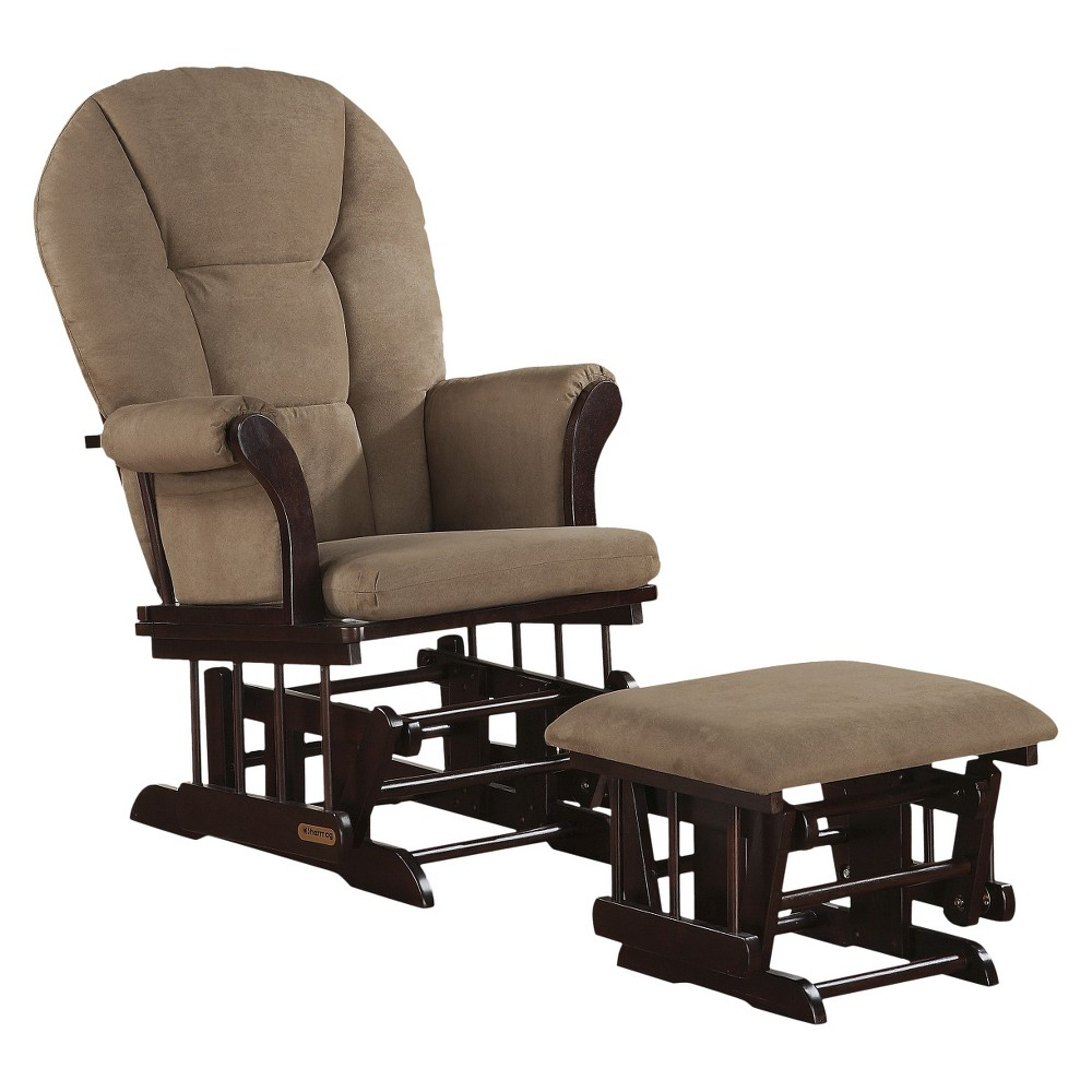 Upc 773378161658 Glider And Ottoman Set Shermag Alexis