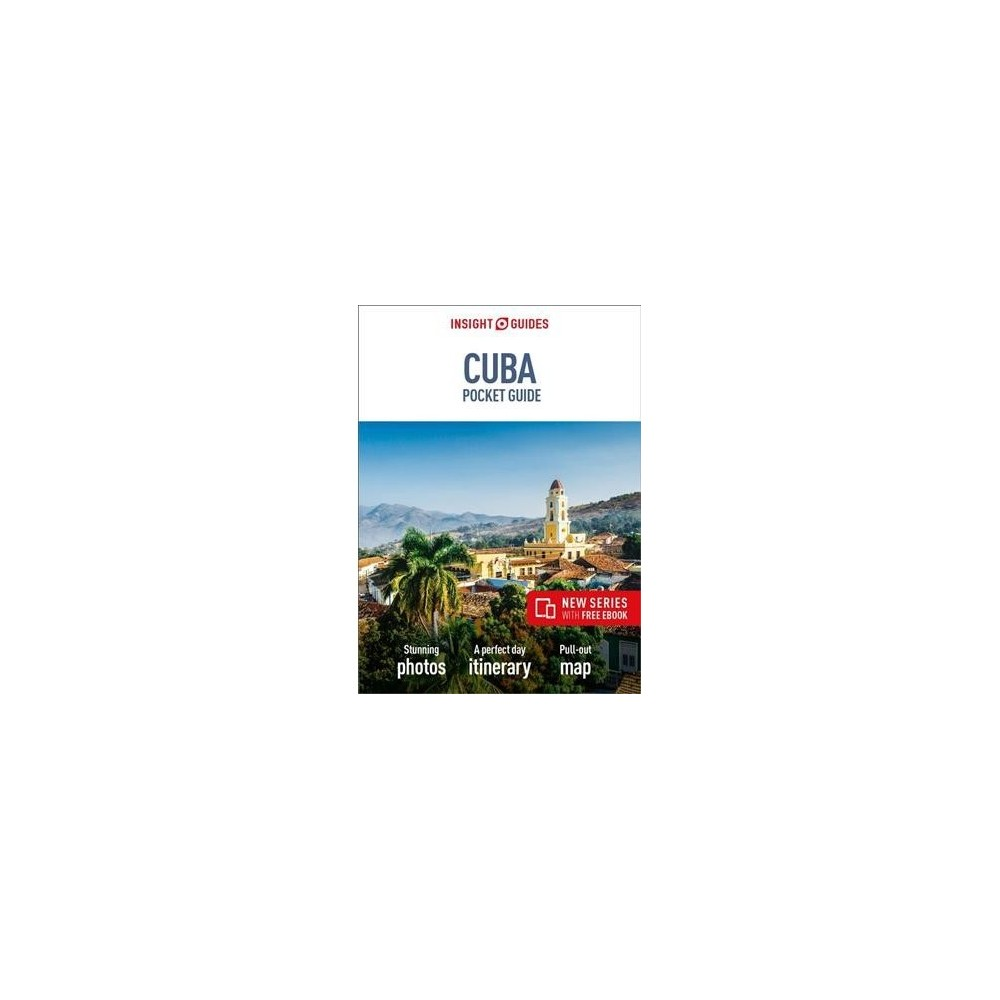 Insight Guides Pocket Cuba - Pap/Map (Insight Pocket Guides) (Paperback)