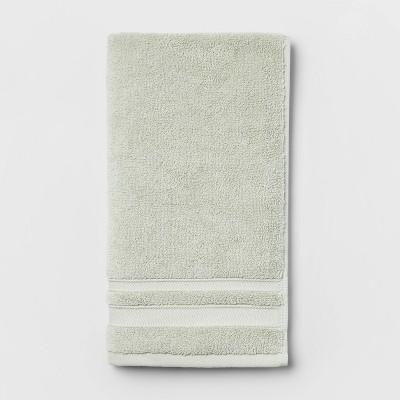 Performance Hand Towel Light Green - Threshold™