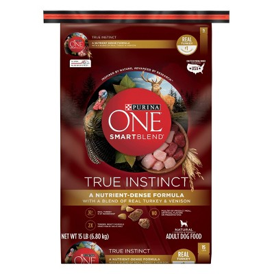 Dog Food: Purina ONE True Instinct