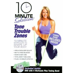 10 Minute Solution: Tone Trouble Zones (DVD)