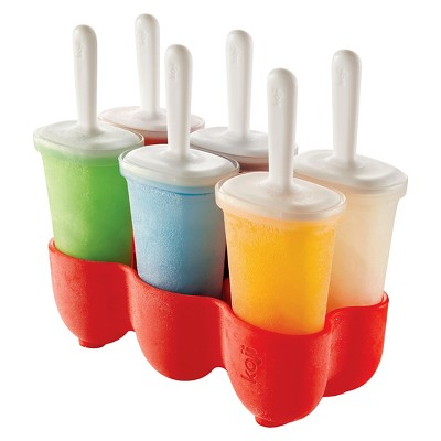 koji Ice Popsicle Molds