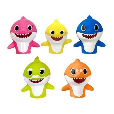Pinkfong Baby Shark Finger Puppets