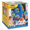 Melissa & Doug K's Kids 2-in-1 Talking Ball Educational Toy - ABCs and Counting 1-10 - image 2 of 4