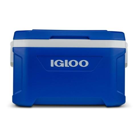 Igloo Latitude 52qt Portable Cooler - Blue - image 1 of 4