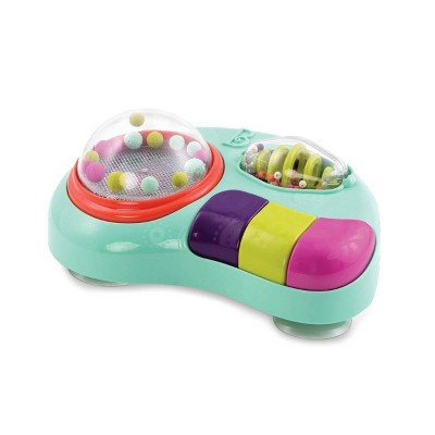 B. toys Baby Activity Station Whirly Pop