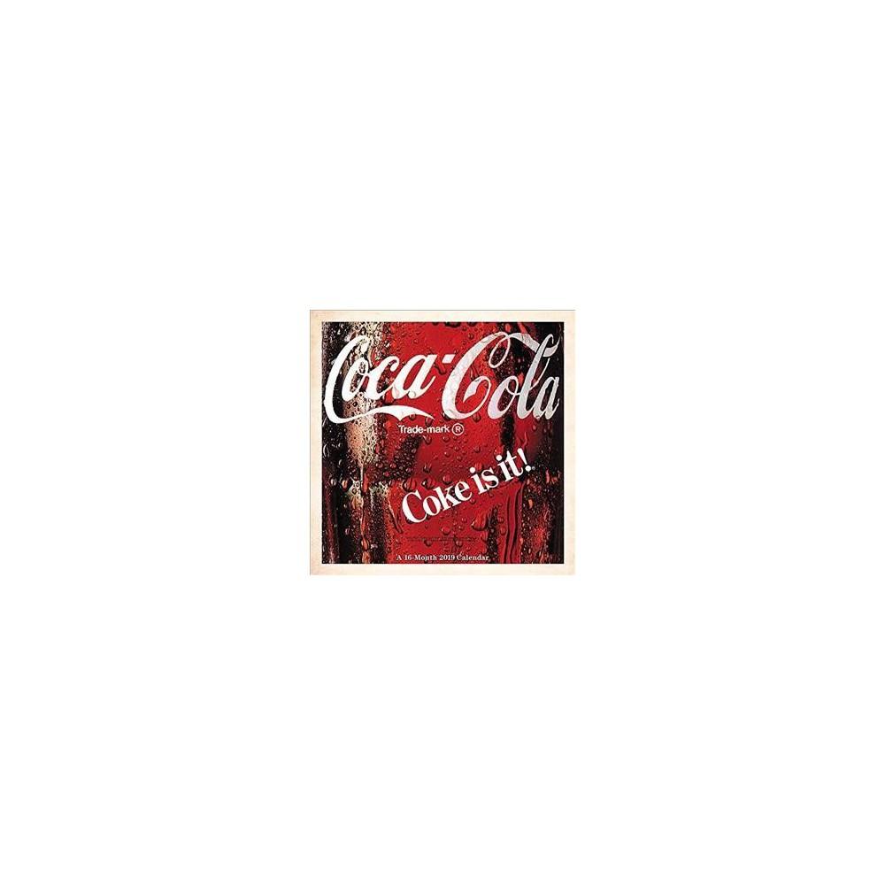 Coca-Cola 2019 Calendar - (Paperback)