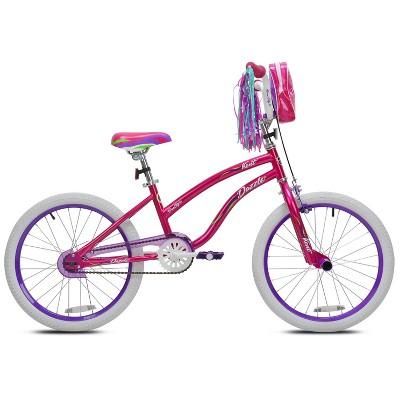 "Kent Dazzle 20"" Kids' Bike - Pink"