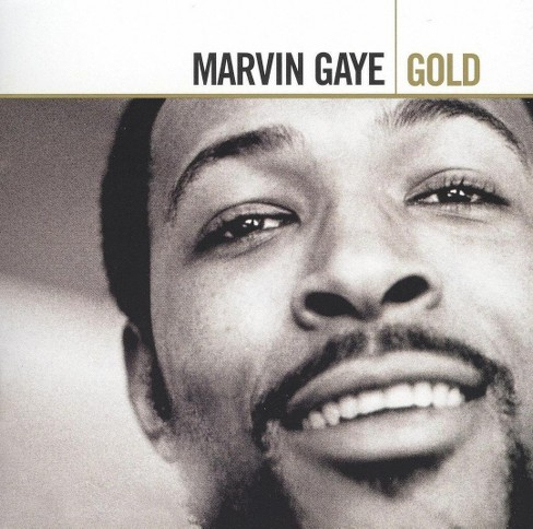 Marvin Gaye - Gold (Motown) (CD) - image 1 of 1