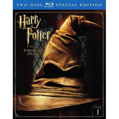 Harry Potter and the Sorcerer's Stone (Special Edition) (Blu-ray)