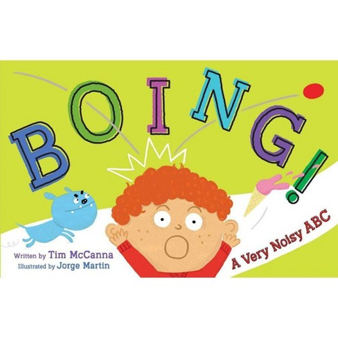 Boing! - by  Tim McCanna (Hardcover) - image 1 of 1