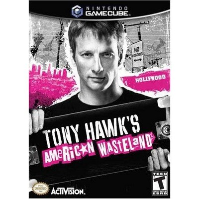 Tony Hawk's American Wasteland - Nintendo Gamecube