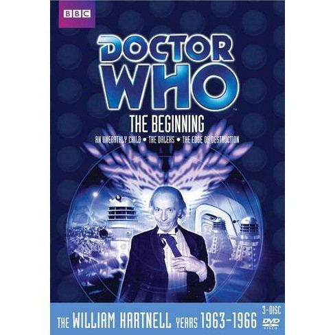 Doctor Who: The Beginning 1963-1966 (DVD) - image 1 of 1