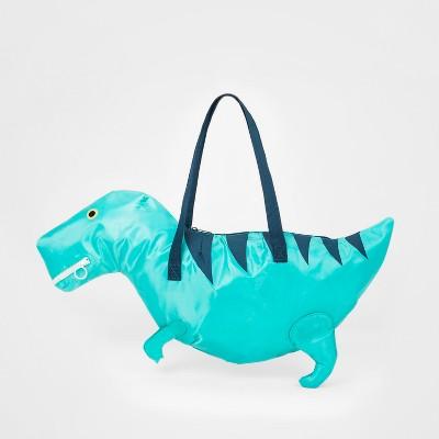 Boys' Dino Duffel Bag - Cat & Jack™ Green