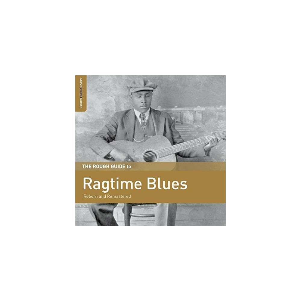 Various - Rough Guide To Ragtime Blues (CD)