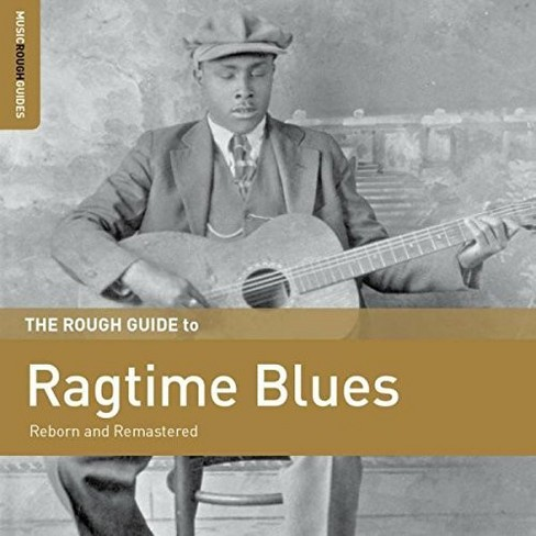 Various - Rough Guide To Ragtime Blues (CD) - image 1 of 1