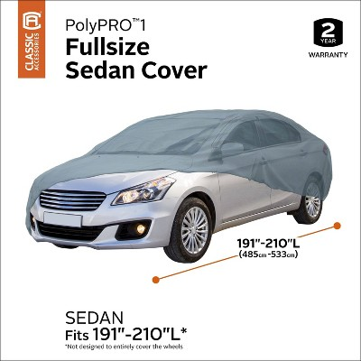 PolyPro Full Size Sedan Cover