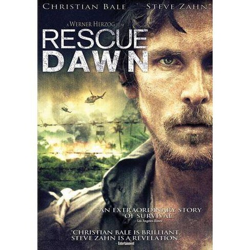 Rescue Dawn (DVD) - image 1 of 1