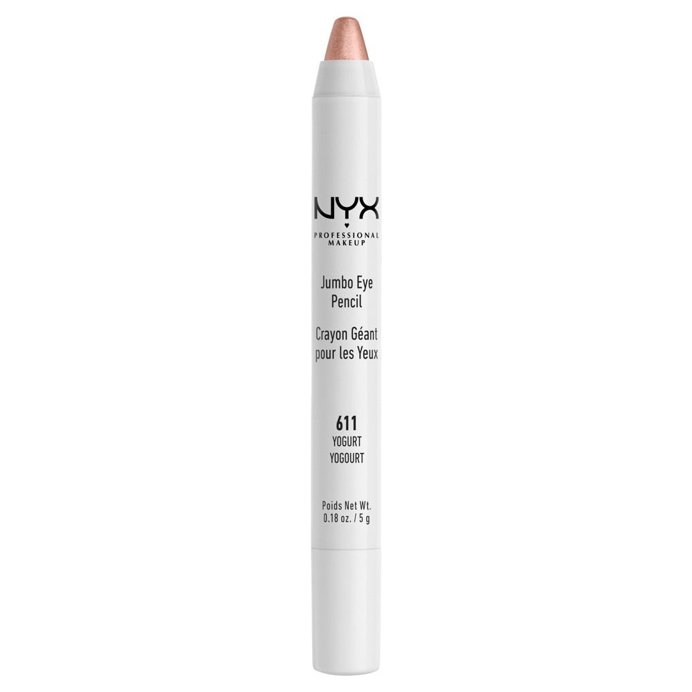 Nyx Professional Makeup Jumbo Eye Pencil Yogurt - 0.18oz