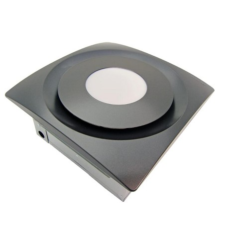 Aero Pure AP904H-SL 90 CFM 0.3 Sone Ceiling Mounted Humidity Sensing Combination Exhaust Fan - image 1 of 1